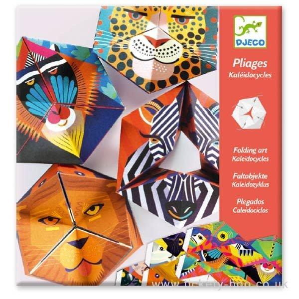 Djeco DJECO: Origami Flexanimals