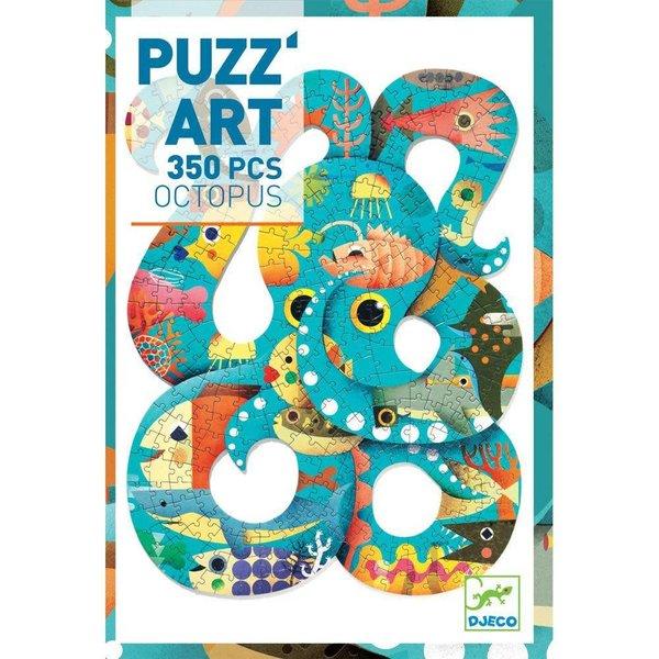 Djeco Djeco:Puzz'art Octopus 350 pcs