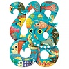 Djeco:Puzz'art Octopus 350 pcs