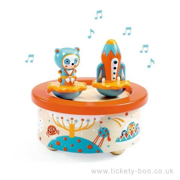 Djeco Djceo: Music Boxes Space Melody