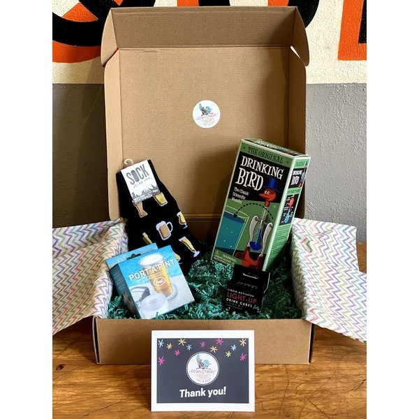 Assorted Birdie Box: Father's Day Edition - Beer Drinkin' Dad