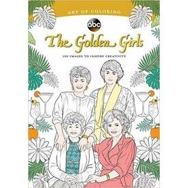 Hachette Running Press: Golden Girls Art of Coloring