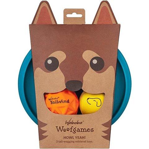 Waboba: Woof Games