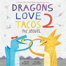 Penguin Random House Penguin: Dragons Love Tacos 2