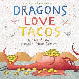 Penguin Random House Penguin: Dragons Love Tacos