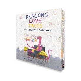 Penguin Random House Penguin: Dragons love tacos boxed set