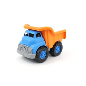 Green Toys Green Toys: Dump Truck Blue/Orange
