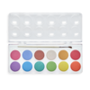 Ooly: Chroma Blends Watercolors - Pearlescent 13 PC Set