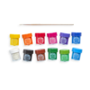 Ooly: Lil Paint Pods Poster Paint - Set of 12