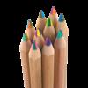 Ooly: Kaleidoscope Multi Colored Pencils - Set of 10