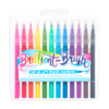 Ooly: Brilliant Brush Markers - Set of 24