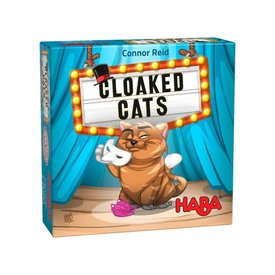Haba HABA Games: Cloaked Cats