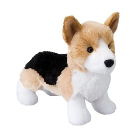 Douglas Douglas: Shorty Tri-color Corgi