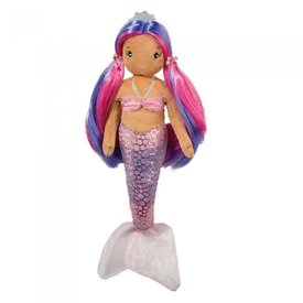 Douglas Douglas: Nola Pink Mermaid with Dark Pink & Purple