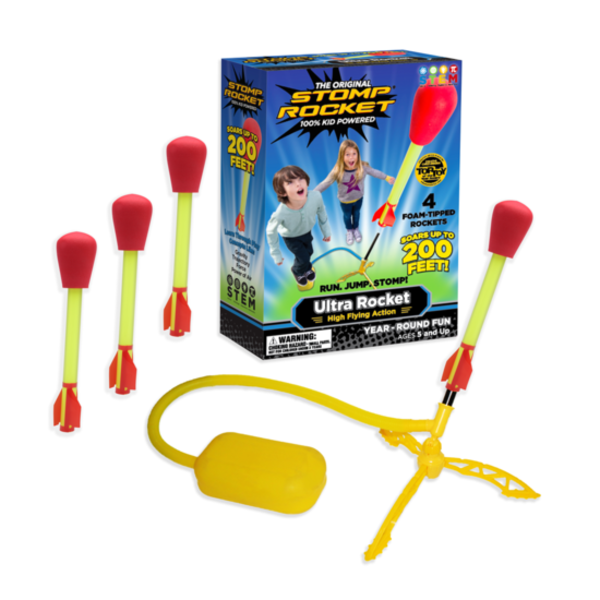 D&L D&L: Ultra Stomp Rocket