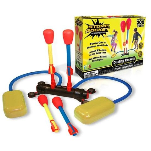 D&L: Dueling Stomp Rocket Kit