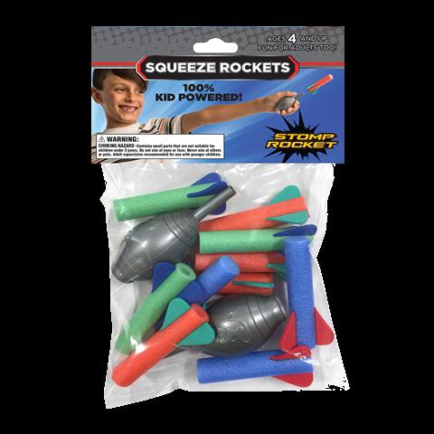 D&L: Squeeze Rocket Party Pack