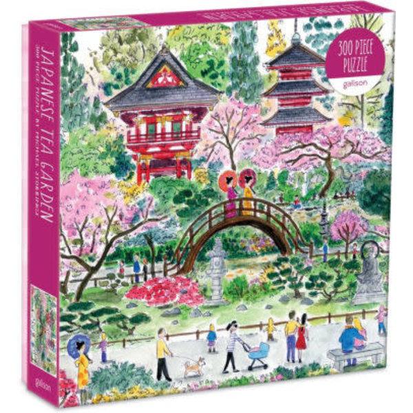 Chronicle Chronicle: Japanese Tea Garden 300pc Puzzle
