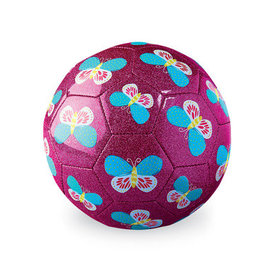 Crocodile Creek Crocodile Creek: Glitter Soccer Butterfly Ball