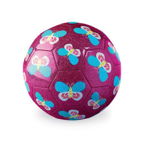 Crocodile Creek: Glitter Soccer Butterfly Ball