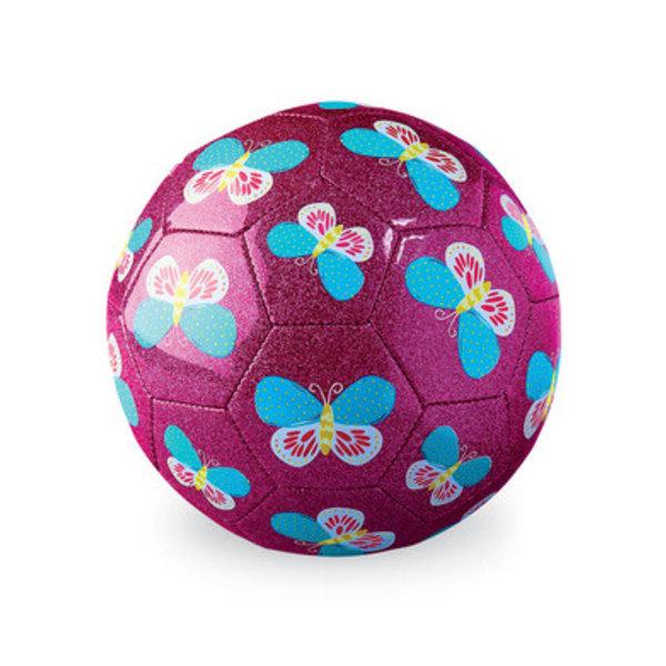 Crocodile Creek Crocodile Creek: Glitter Soccer Butterfly Ball