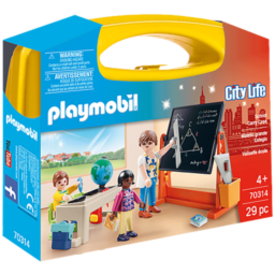 Playmobil Playmobil: School Carry Case