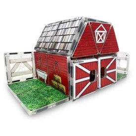 Magna-Tiles Magna-Tiles: Farmyard Barn