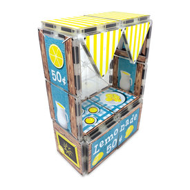 Magna-Tiles Magna-Tiles: Dollar & Cents Lemonade Stand