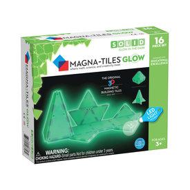 Magna-Tiles Magna-Tiles: Glow 16 pc Set