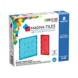 Magna-Tiles Magna-Tiles: Rectangles 8pc Exp Set