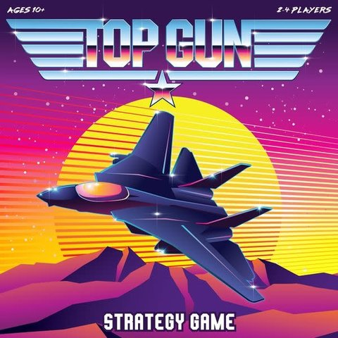 Asmodee: Top Gun