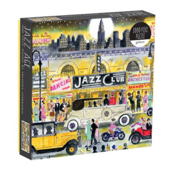 Chronicle Chronicle: Jazz Age 1000 Pc puzzle