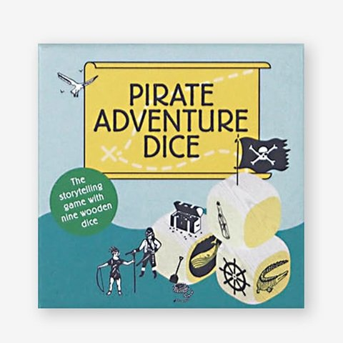 Chronicle: Pirate Adventure Dice