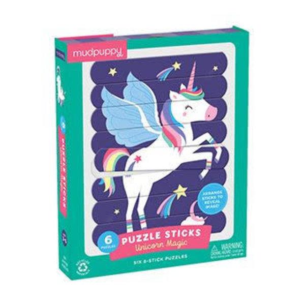 Chronicle Chronicle: Unicorn Magic Puzzle Sticks
