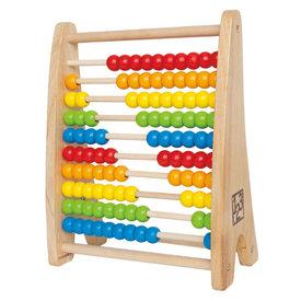 Hape Hape: Rainbow Beaded Abacus