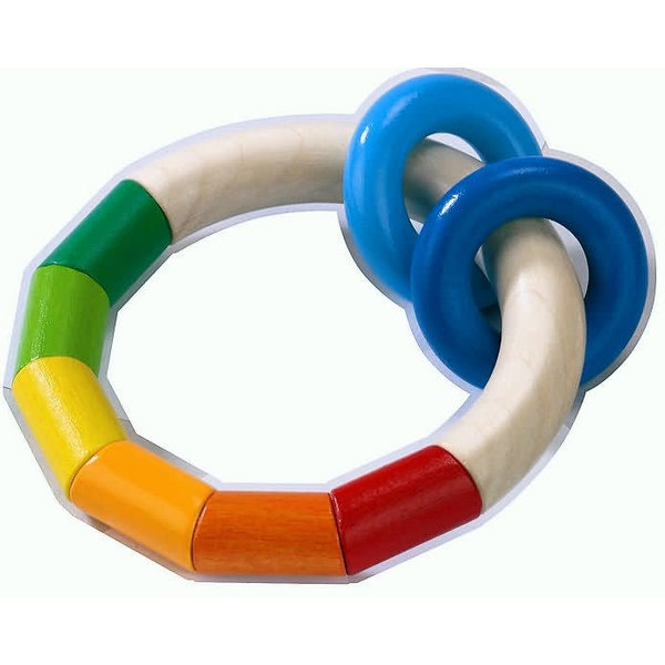 Haba Haba:  Clutching Toy Kringelring
