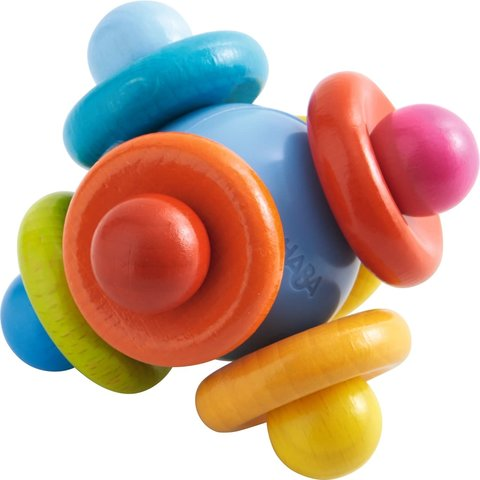 Haba:  Clutching Toy Cruffelo