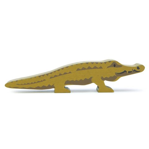 Tender Leaf: Safari Animal - Alligator