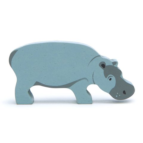 Tender Leaf: Safari Animal - Hippo