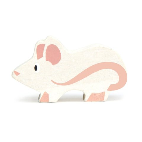 Tender Leaf: Farmyard Animal - Mouse