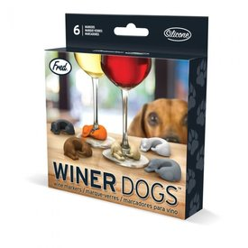 Fred's Fred's: Wine Lives - Dog Drink Markers