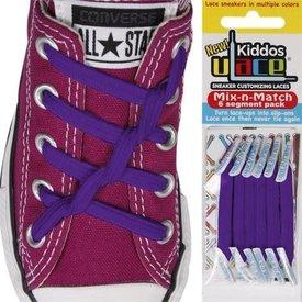 U-Lace U-Lace: Kiddo Bright Purple