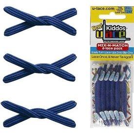 U-Lace U-Lace: Kiddo Royal Blue