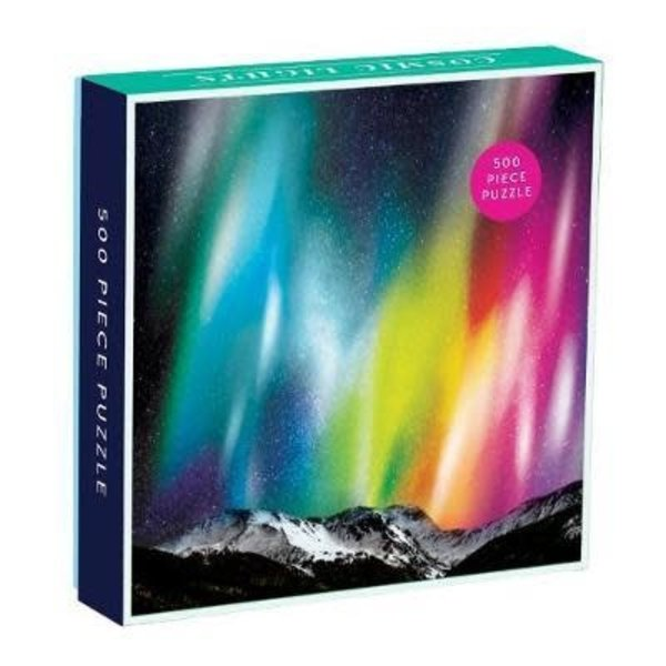 Chronicle Chronicle: Cosmic lights 500pc Puzzle