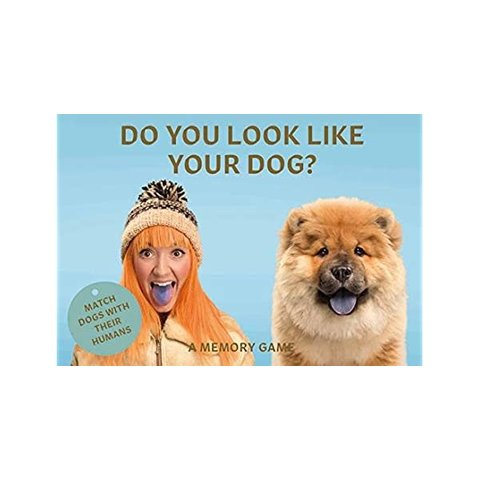 Chronicle: Do you look like your dog? Memory game