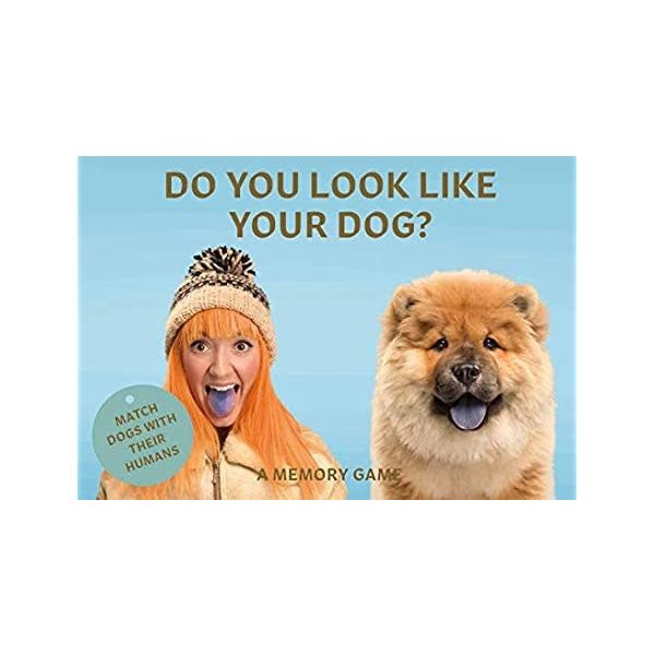 Chronicle Chronicle: Do you look like your dog? Memory game