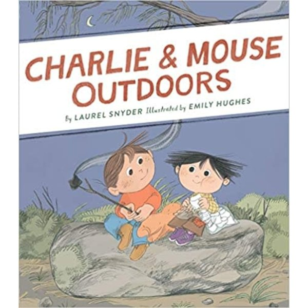 Chronicle Chronicle: Charlie & Mouse outdoors