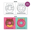 Chronicle: Cat Donuts Color Magic Bath Book