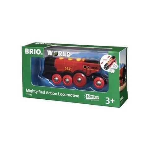 Brio: Mighty Red Action Locomotive