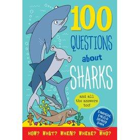 Peter Pauper Peter Pauper: 100 Questions About Sharks